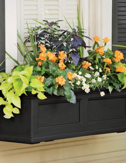 3' Fairfield Windowbox