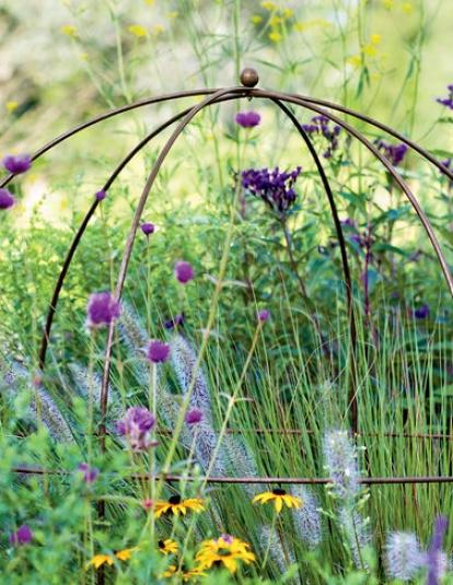 """36"""" Jardin Birdcage Support"""