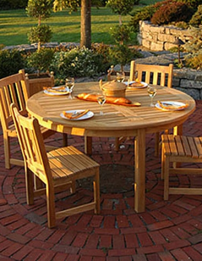 4-foot Cycle Dining Table