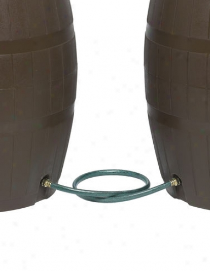 4-prt Rain Barrel Linking Kit