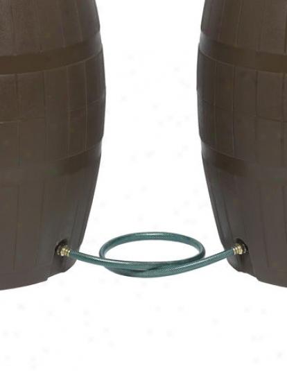 4-prt Rain Barrel Linking Kit