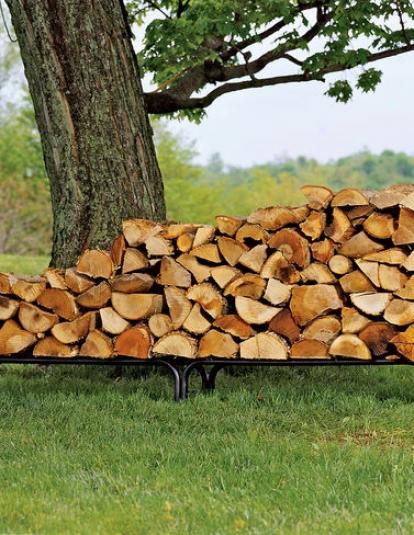 8' Log Rack
