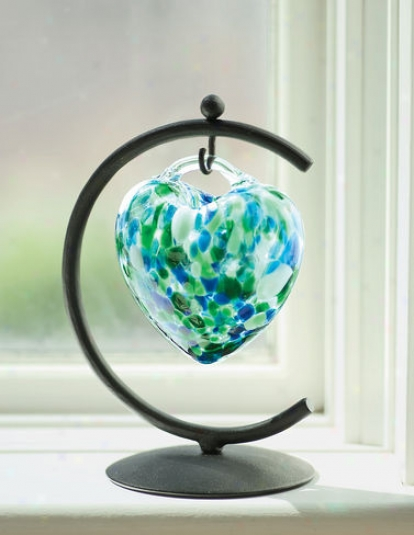 Aroma Heart With Stand