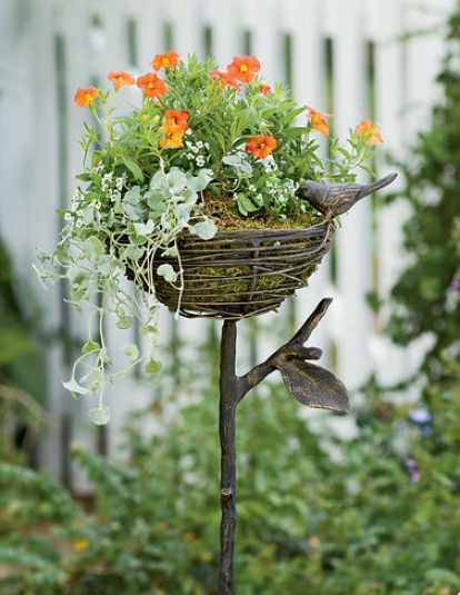 Bird Nest Planter, Small