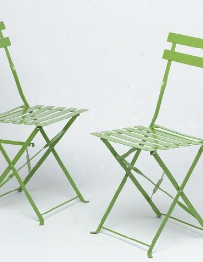 Bistro Chairs, Attitude Of 2, Factory Seecond