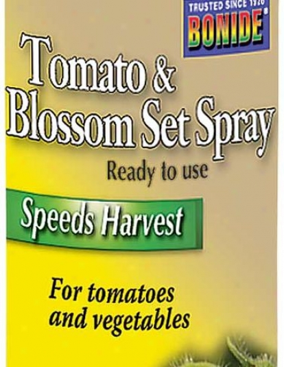 Flower Set Spray, 8 Oz.