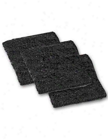 "Carvon Filters, 3-1/2"", Set Of 3"