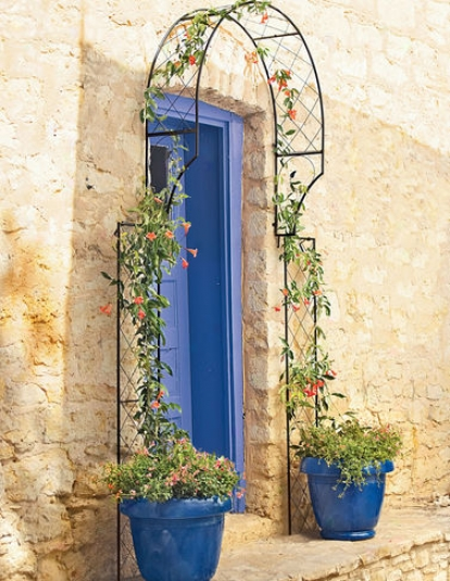 Chateau Trellises, Set Of 2