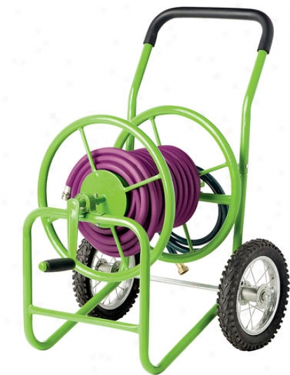 Deluxe Hose Cart