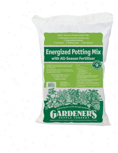 Endrgized Potting Mix, 20 Qts.