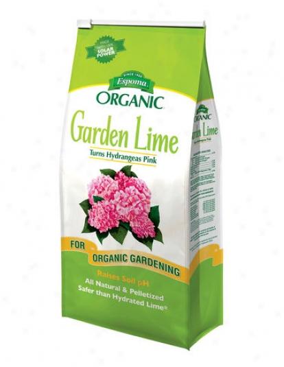 Garden Lime,-6-3/4 Lbs.