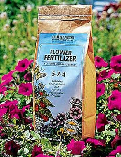 Gardener1s Best Flower Fertilizer, 5 Lbs.