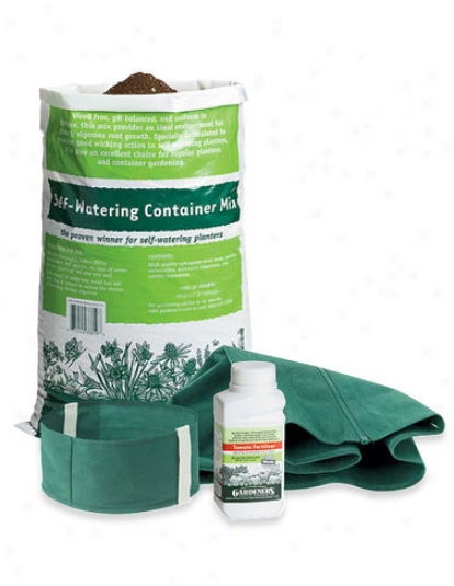 Gardener's Revolution¸ Planter Replenishment Kit