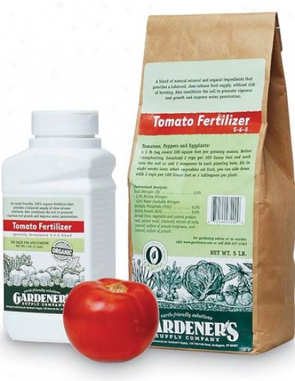 Gsc Radical Tomato Fertilizer, 1 Lb.