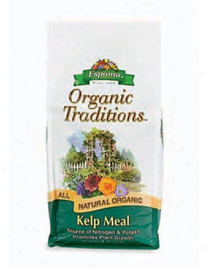Kelp Meal, 3.5 Lbs.