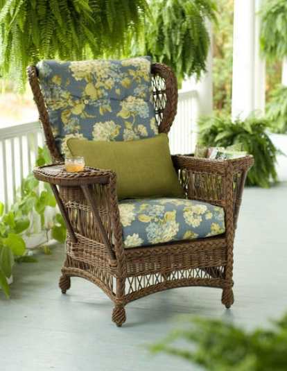 Lake House Reader's Armchair