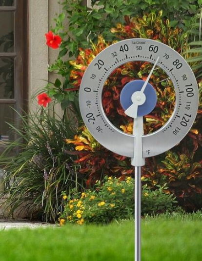 Lollipop Garden Thermometer