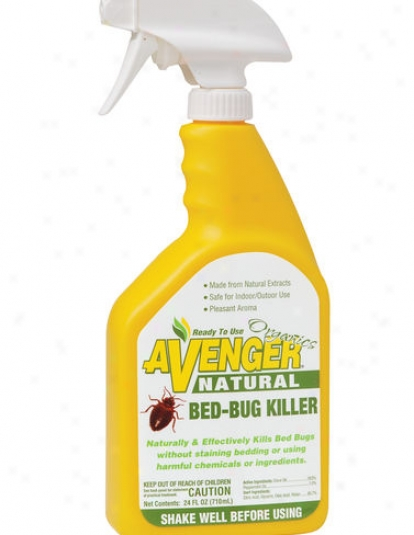 Natural Bed Bug Spray