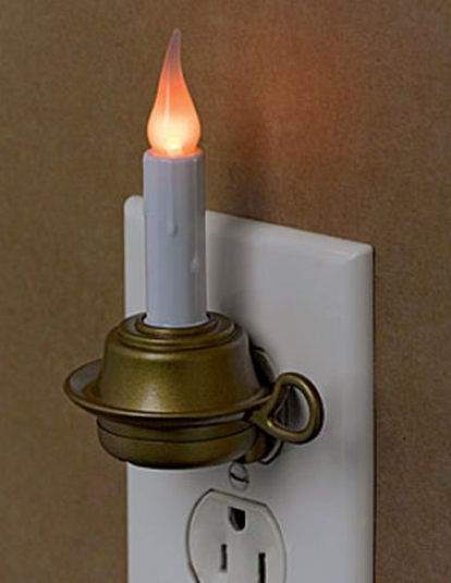 Nightlight Candle