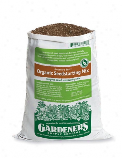 Organic Seedstarting Mix