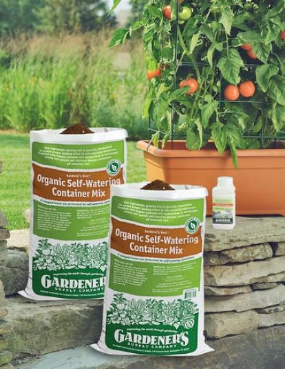 Organic Tomato Success Kit Replenishment Pack