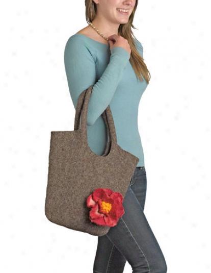 Peony Tote Bag