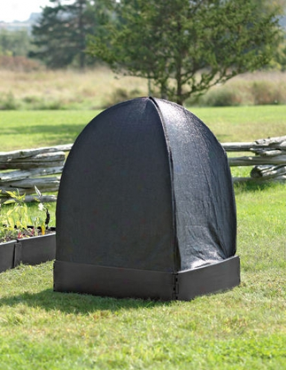 Plant Protection Shade Shelter, 3' X 6'