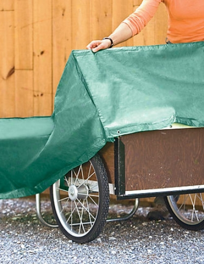 Poly-tough Cart Cover