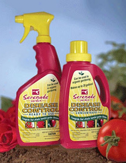 Serenade® Garden Disease Control, 32 Oz. Spray