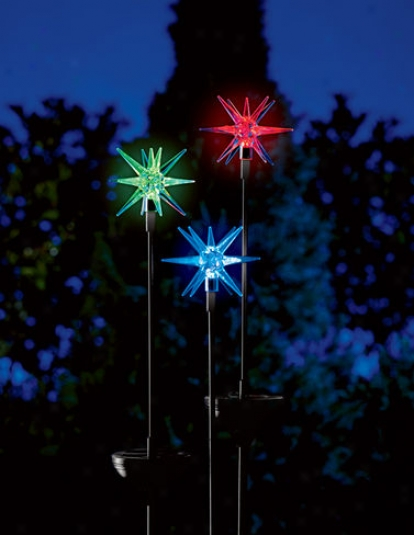 Solar Star Light