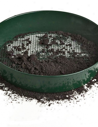 Steel Compost Sieve