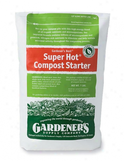Super Hot® Compost Starter