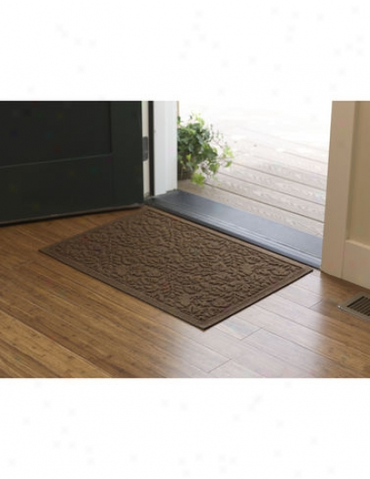 "Water Glutton Doormat, 35"" X 23"""