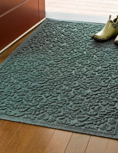 "Water Glutton Doormat, 35"" X 58"""
