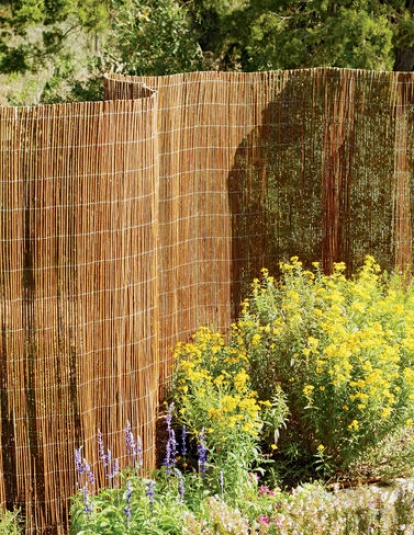 Willow Fencing