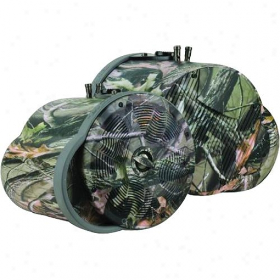 6.5-inch Camouflage Outdoor Tubbies - Mt6502c