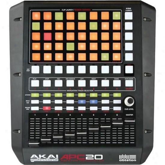 Akai Apc20 CompactP rofessional Ableton Contrpller