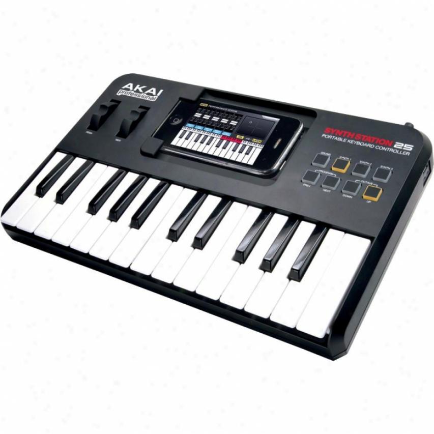 Akai Pro S6nthstation 25 Keyboard Controller