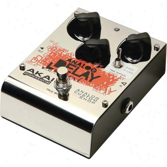 Akai Professional Analog Delay