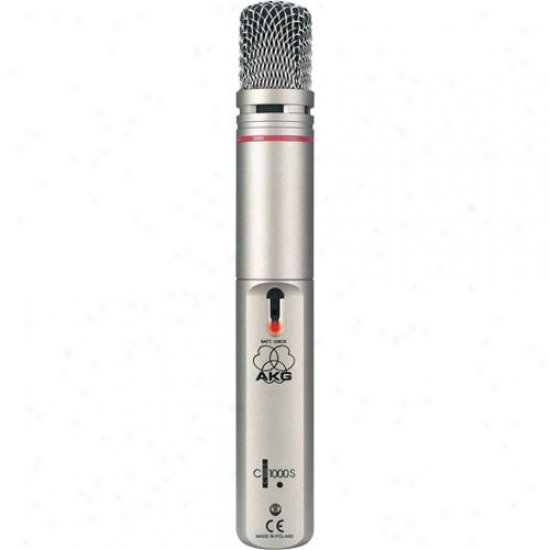 Akb Acoustics C-1000-s C1000ss Stage And Studio Condenser Microphone