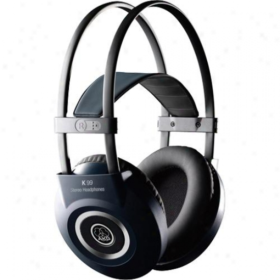 Akg Acoustics K99 Semi-open Circumaural Stereo Headphones