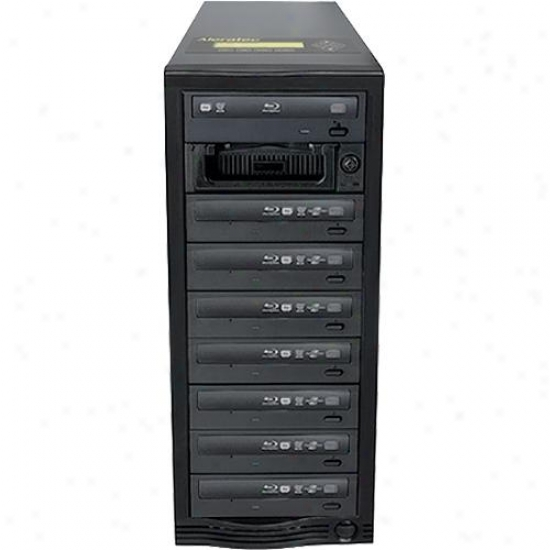 Aleratec 1:7 Blu-ray/dvd/cd Tower Pub