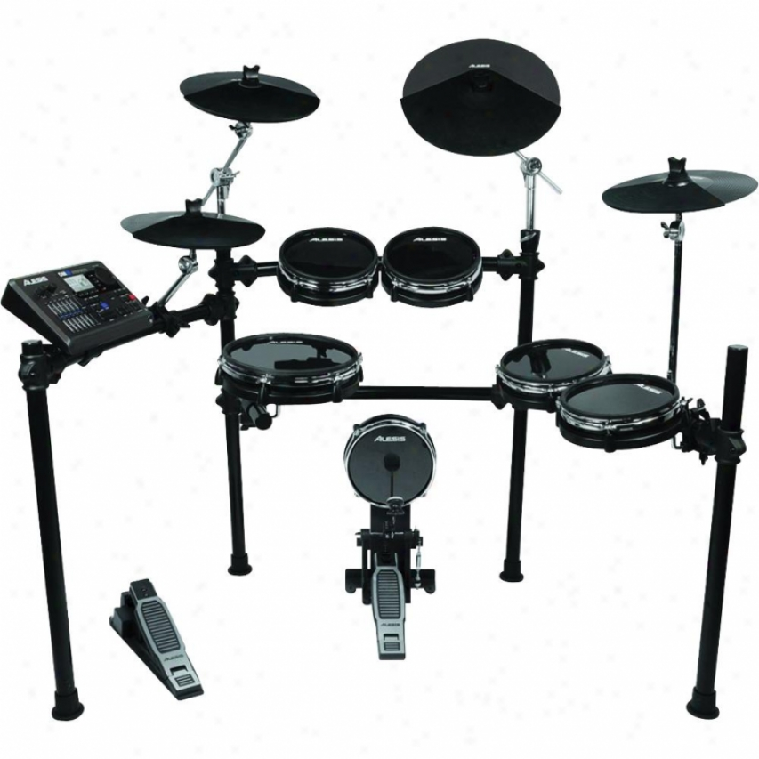 Alesis Dm10 X Kit - Rate above par Six-piece Electronic Druumset