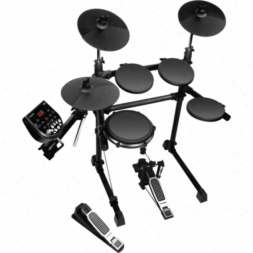 Alesis Dm6 Session Kit - Agreement 5-piece Electronic Drumset