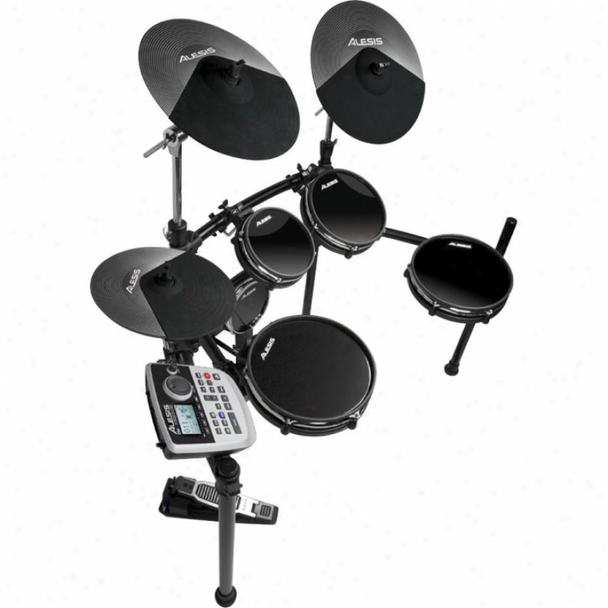 Alesis Dm8 Pro Kit Professional Five-piece Electronic Drumset