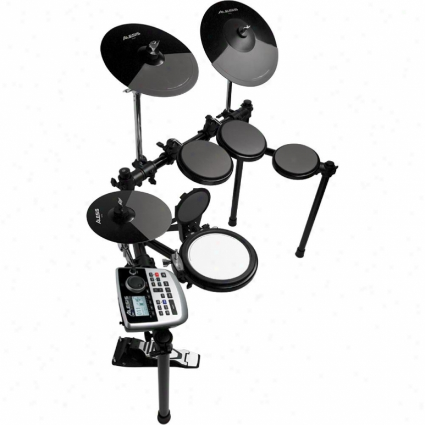 Alesis Dm8 Usb Kit Compact Quick-set Elecyronic Drum Set