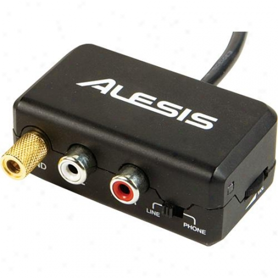 Alesis Phonolink Stereo Rca-to-usb Cable
