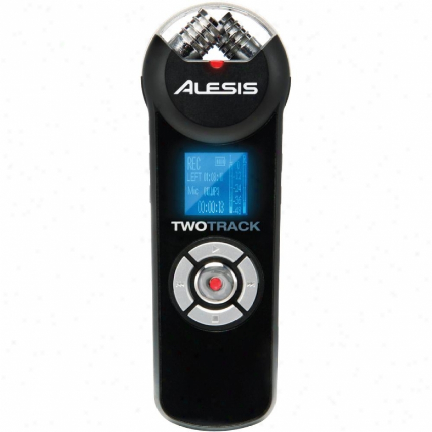 Alesis Twotrack Stereo Handheld Recorder