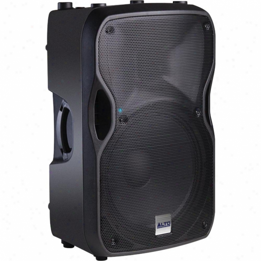 Alto Profesdional Truesonic Ts115a Active 2-way Amped Pa Speaker