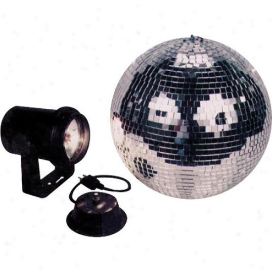 American D M-500l Mirror Ball Kit